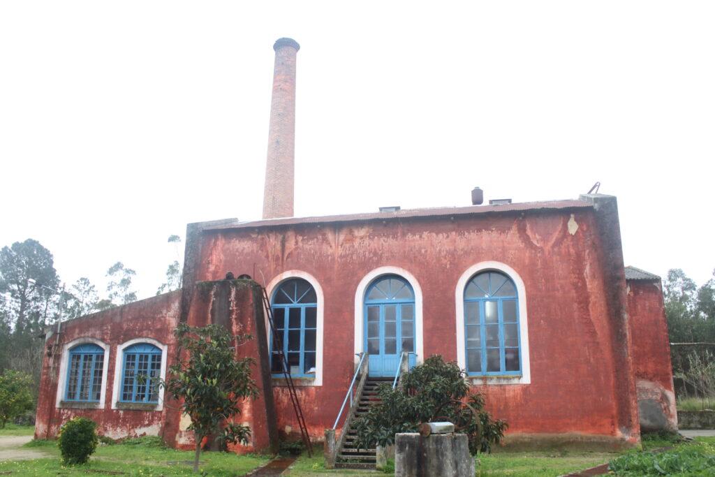 Vale de Milhaços Gunpowder Factory